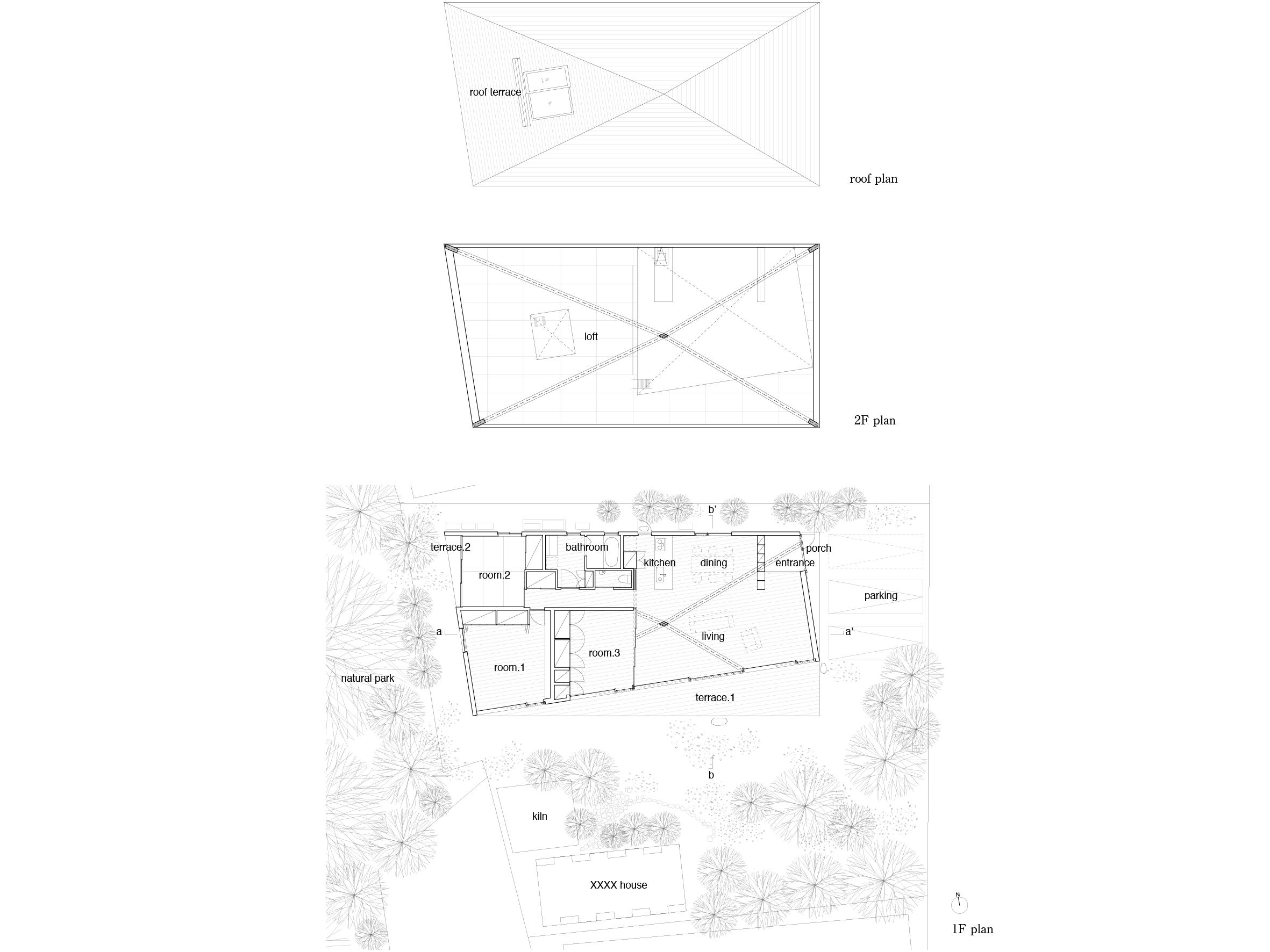 plan de maison sur word